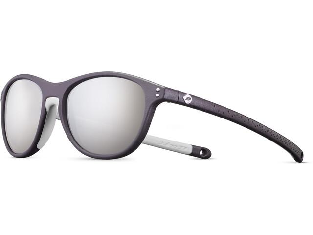 Julbo Nollie Spectron 3+ Sonnenbrille Kinder Aubergine/lightgrey